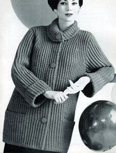Car Coat | Knitting Patterns