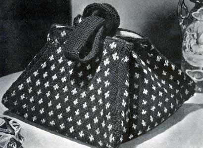 Bag No 2787 Purse Pattern Knitting Patterns