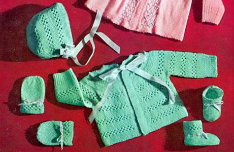 Exelent Knitting Patterns For Baby Sets Embellishment Easy Scarf