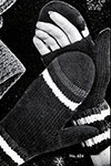 Women's Open Palm Mittens pattern
