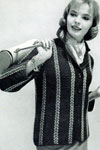 womans cardigan pattern