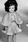 Bathing Beauties Doll pattern