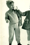 snowsuit pattern