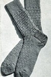 pattern socks pattern