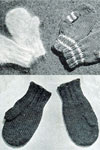 children's mittens pattern
