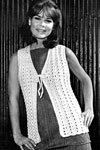 knitted vest pattern