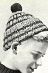boys toque pattern