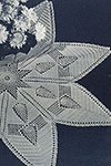 Shining Star Doily pattern