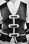 Tally Ho Vest Pattern