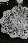 Wish on a Star Doily pattern