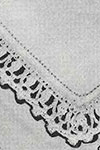 handkerchief edging pattern 8191