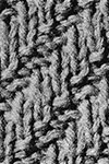 Diagonal Stitch pattern