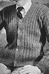 Berkeley Cardigan pattern