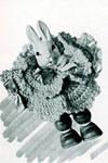 Bunny Rattle pattern