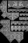 filet crochet edging patterns
