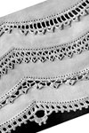 crochet trousseau edging patterns