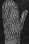 Childs Mitten pattern