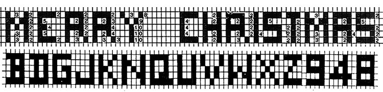 Graph Alphabet