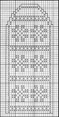 Mitten Pattern #510