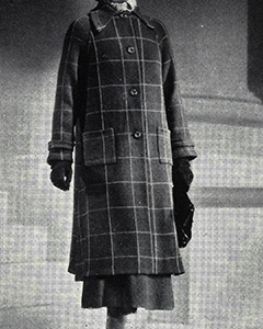 Pembroke Coat Pattern #1101