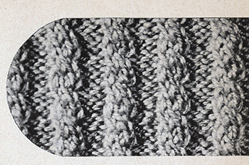 Fernwood Cardigan Pattern #1112