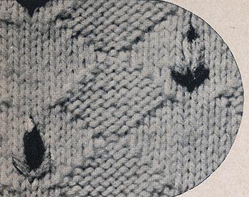 Snowtrain Cardigan Pattern #1116