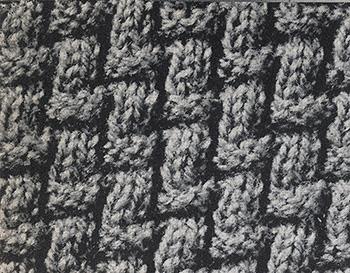 Classic Cardigan Pattern #1118