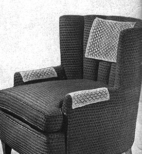 Inheritance Chair Set Pattern #7503