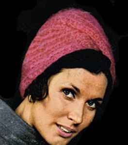 Knit Hat Pattern #2164