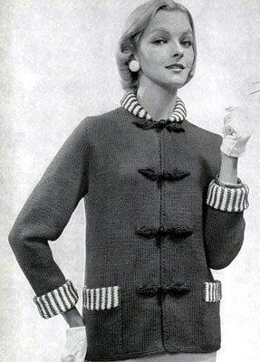 Jacket Pattern No. 488