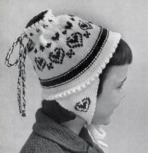 Hat Pattern 3879