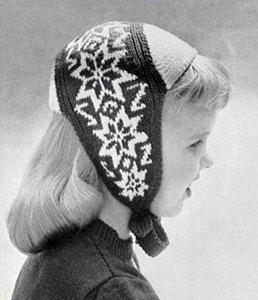 Hat Pattern 3910