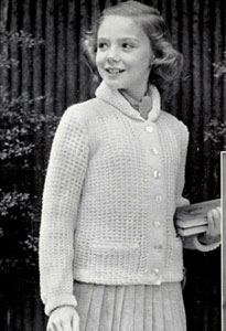 Cardigan Sweater Pattern 5904