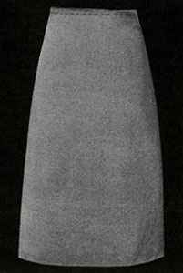 Straight Skirt Pattern