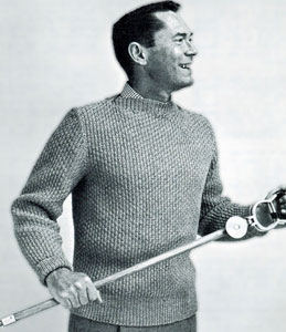 Country Weekend Sweater Pattern