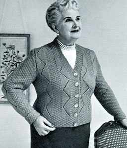 Time for Tea Cardigan Pattern