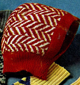 Children's Knitted Hood Pattern