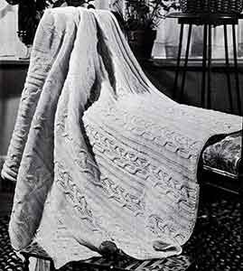 Fantasia Afghan Pattern