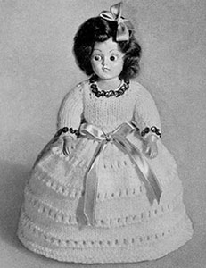Kathy Doll Pattern #556