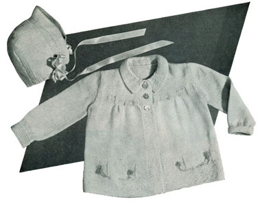 Baby's Coat Pattern