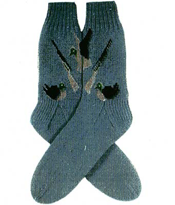 Gun Club Hunting Socks Pattern #7252