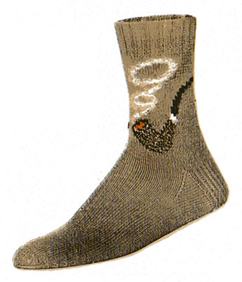 Pipe Dreams Socks Pattern #7262