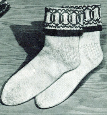Sport Socks Pattern
