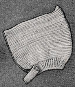 Baby Hat Pattern #756
