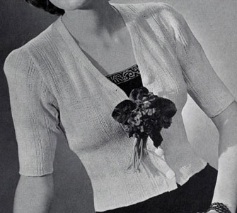 Laurent Duveen Blouse Pattern