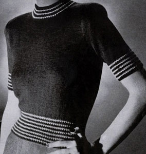 Classic Pullover Pattern