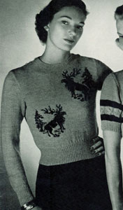 Classic Pullover Pattern No. 5324