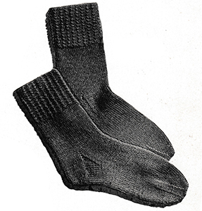 Children's Socks Pattern #5704