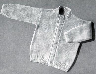 Classic Cardigan Pattern