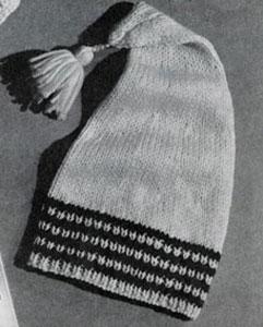 Toboggan Cap Pattern
